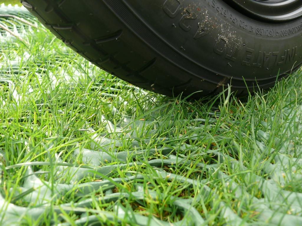 TERRAM GrassProtecta® grass reinforcement mesh