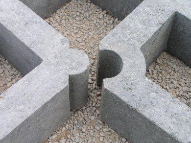 Sudspave source control porous pavement system